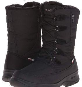New Kamik Dridefense snow winter boots waterproof